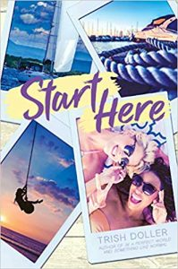 Book Review:  Start Here by Trish Doller