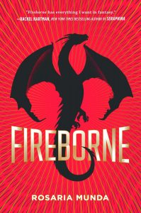 Waiting on Wednesday: Fireborne by Rosaria Munda