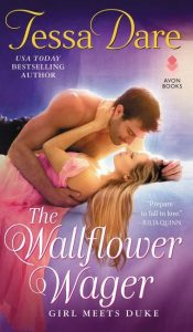 Blog Tour: The Wallflower Wager by Tessa Dare