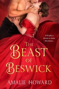Waiting on Wednesday: The Beast of Beswick by Amalie Howard
