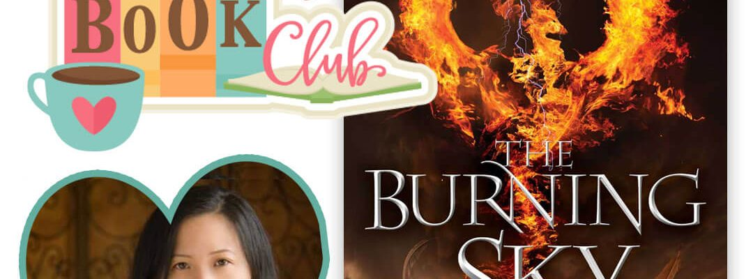 #EJKMBookClub ft. The Burning Sky by Sherry Thomas Podcast