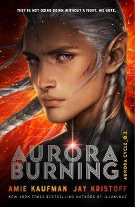 Waiting on Wednesday – Aurora Burning by Amie Kaufman & Jay Kristoff