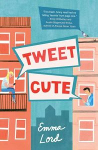 Waiting on Wednesday – Tweet Cute by Emma Lord