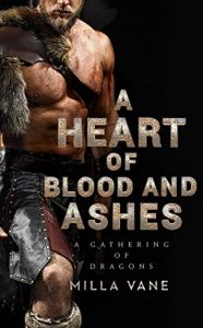 Waiting on Wednesday- A Heart of Blood and Ashes by Milla Vane
