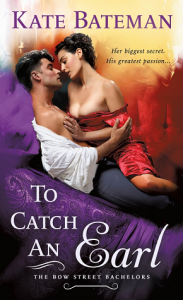 Waiting on Wednesday – To Catch An Earl by Kate Bateman