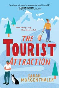 Waiting on Wednesday: The Tourist Attraction by Sarah Morgenthaler