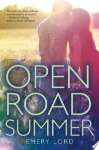 Flashback Friday: Open Road Summer by Emery Lord