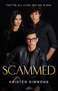 Scammed (Vale Hall #2) by Kristen Simmons