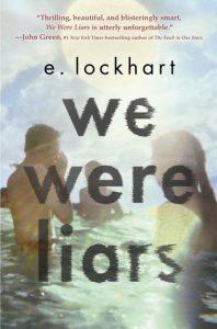 Flashback Friday:  We Were Liars by E. Lockhart