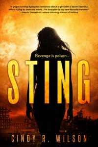 Sting by Cindy R. Wilson