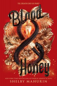 Waiting on Wednesday: Blood & Honey by Shelby Mahurin