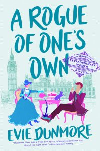 Waiting on Wednesday: A Rogue of One's Own by Evie Dunmore