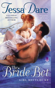 Waiting on Wednesday: The Bride Bet by Tessa Dare