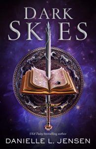 Dark Skies (Dark Shores #2) by Danielle L. Jensen