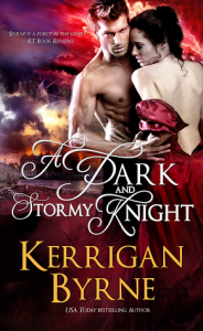 A Dark and Stormy Knight (Victorian Rebels #7) by Kerrigan Byrne
