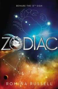 Flashback Friday: Zodiac by Romina Russell