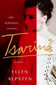 Blog Tour: Tsarina by Ellen Alpsten