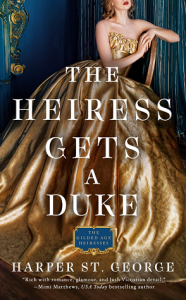 The Heiress Gets a Duke by Harper St. George