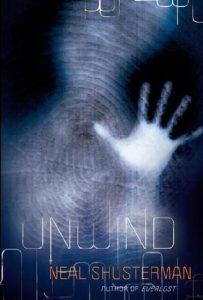 Flashback Friday: Unwind by Neal Shusterman